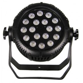 Led color lux outdoor 18x12W RGBW