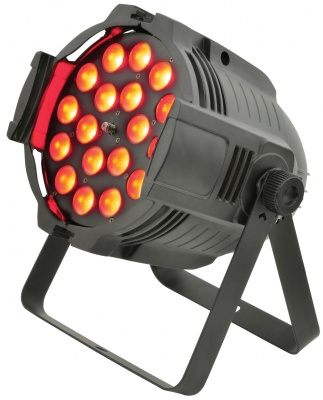 Led studio beam Zoom 18x18W RGBWAUV