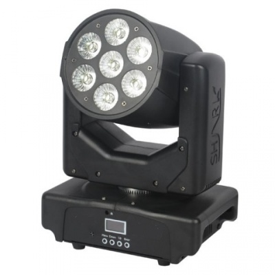 TESTA MOBILE LED 7x12W 6in1 RGBWAUV fullcolor