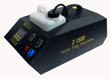 Fog machine 1500 DMX